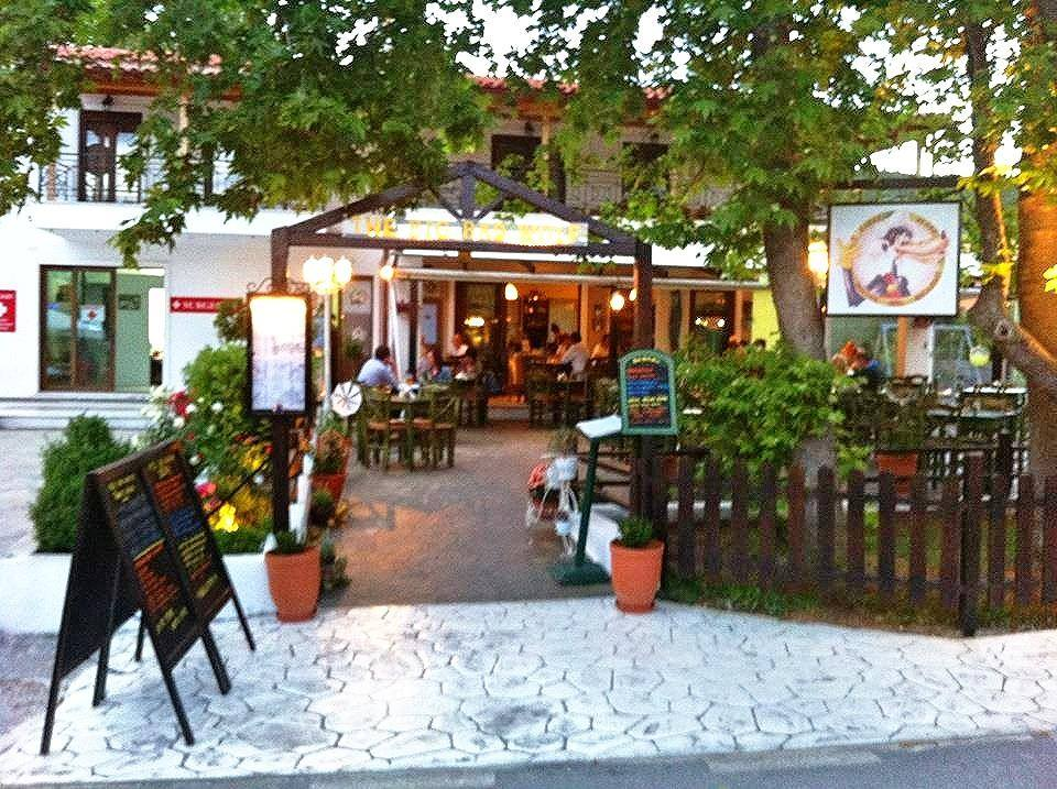 Big Bad Wolf Skiathos Restaurant